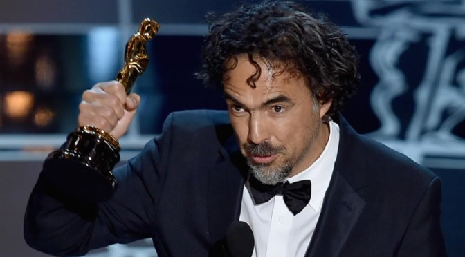 Iñárritu declaró haber sido un estudiante con TDAH