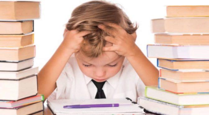 Estrategias para realizar las tareas en menores con TDAH